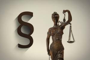 Recht Unrecht Prozess Justiz Justitia - Part 1