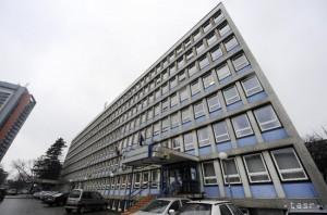 Budova VšZP v Bratislave