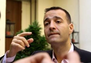 Tomáš Drucker, riaditeľ pošty