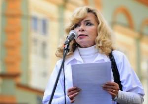 Mária Lévyová TASR